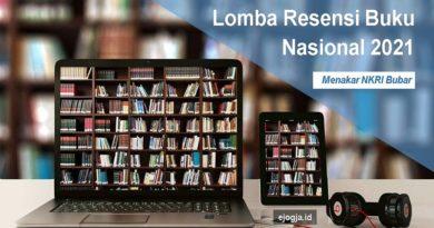 Lomba Resensi Buku Nasional 2021 Menakar NKRI Bubar