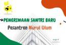 PSB MI dan Mts Nurul Ulum Bantul D.I Yogyakarta 2021/2022