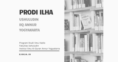 Prodi Ilha IIQ An Nur Yogyakarta - ejogja
