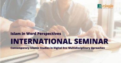 Islam in Word Perspective INTERNATIONAL SEMINAR Contemporary Islamic Studies in Digital Era: Multidisciplinary Aproaches