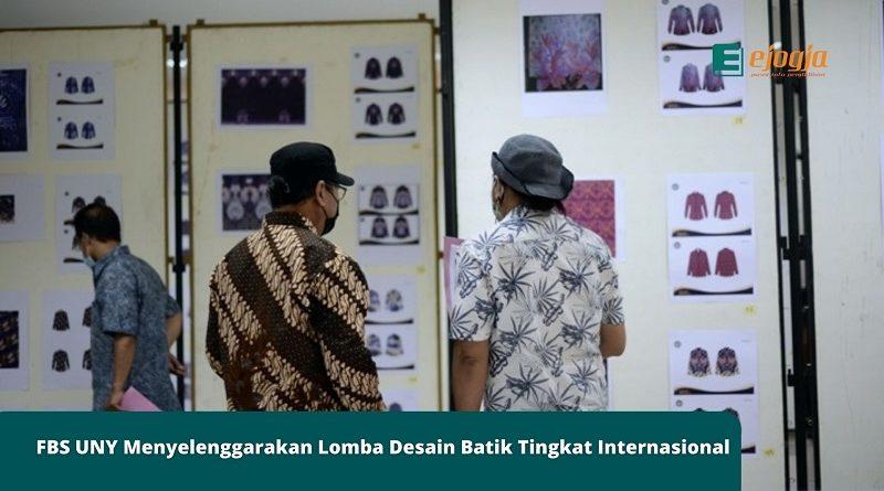 FBS UNY Desain Batik